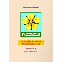 Fascicule santé n°2 : Allergies et états inflammatoires