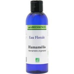 Eau florale biologique d'hamamélis