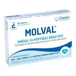 Molval Omega 3