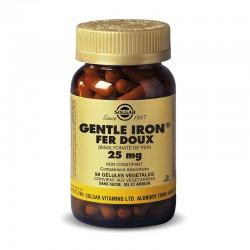 Fer Doux ou Gentle Iron, 90 gélules