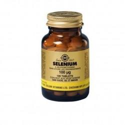 Sélénium, 100 cp